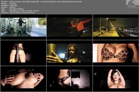 Sander van Doorn & Mark Knight V Underworld - Ten (Uncensored) [2013, Trance, HD 1080p]