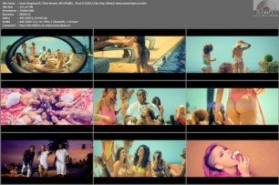 Sean Kingston ft. Chris Brown, Wiz Khalifa – Beat It [2013, Hip-Hop, HD 1080p] Music Video