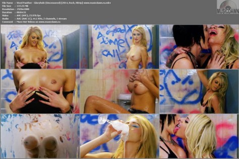 Steel Panther - Gloryhole (Uncensored) [2014, HD 1080p]