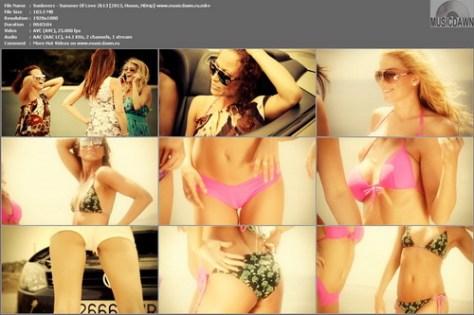 Sunloverz – Summer Of Love 2k13 [2013, House, HD 1080p] Music Video