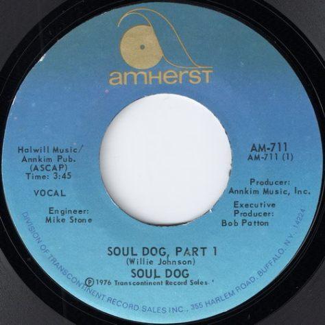 Soul Dog - Soul Dog Part 1 (Amherst) 1976