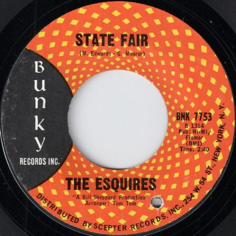 The Esquires - State Fair (Bunky)