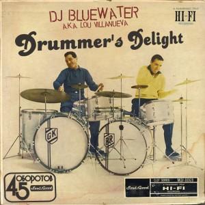 45 Оборотов – выпуск 15 – dj Bluewater