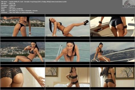 Sandra Afrika ft. Costi - Devojka Tvog Druga [2013, Chalga, HD 720p]