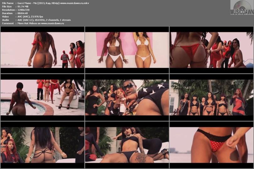 Gucci Mane - Me [2013, Rap, HD 720p]