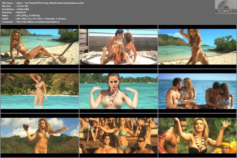 Anita - J'ai Chaud [2013, Pop, HD 1080p]
