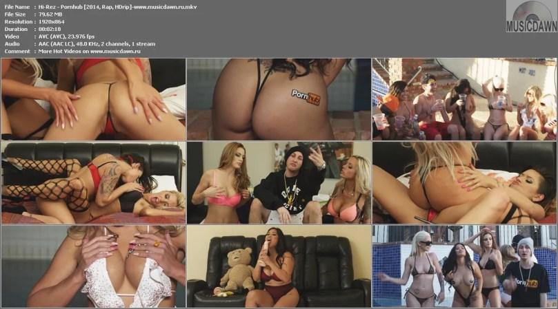 Hi-Rez - Pornhub [2014, Rap, HD 1080p]