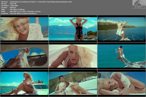 Orinda Huta ft. Luis (Panacea Project) – Te Amo [2014, HD 1080p] Music Video