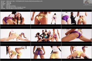Colette Carr ft. Ben J – HAM (Explicit) [2013, HD 1080p] Music Video