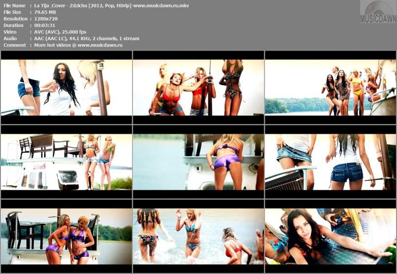 Клип La Tija & Cover - Zdzichu [2012, HD 720p]