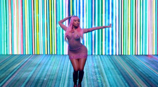 Клип Nicki Minaj - The Night Is Still Young HD 1080p