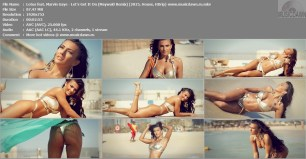 Lotus feat. Marvin Gaye – Let's Get It On (Maywald Remix) [2015, HD 1080p] Music Video