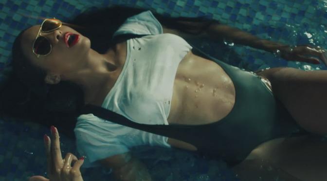 Видеоклип Ciara - Dance Like We're Making Love HD Video