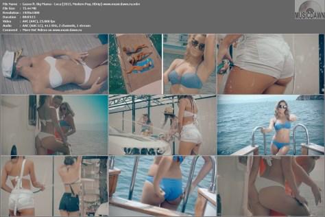 Клип Gasso ft. Big Mama – Loca [2015, HD 1080p] Music Video