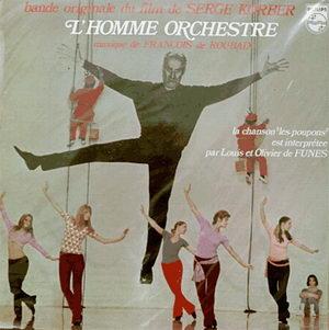 Francois de Roubaix – L'Homme Orchestre OST [1970]