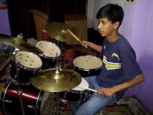 India drums