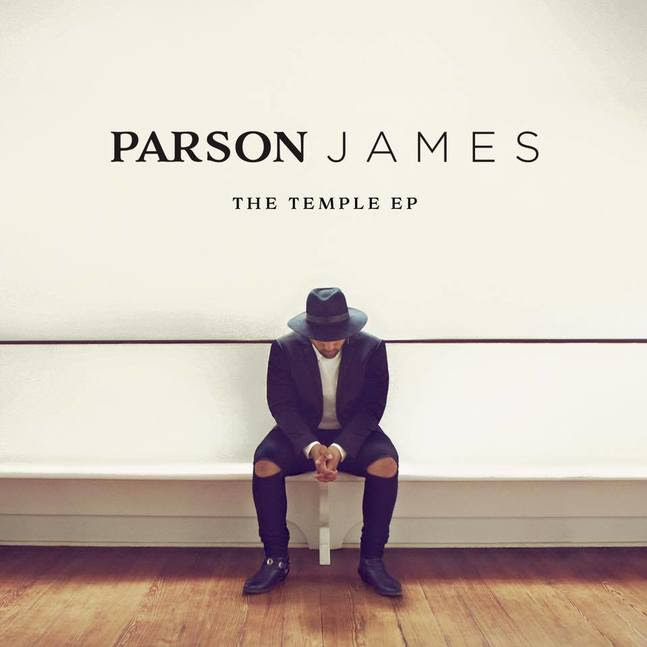 """Parson James' has released his powerful new video for the single, """"Temple,"""" taken from his debut EP of the same name. Check it out!"""