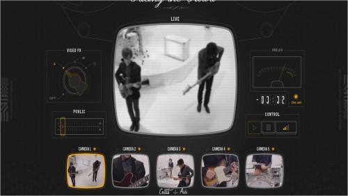 Les clips interactifs musicaux, un vaste terrain de jeux