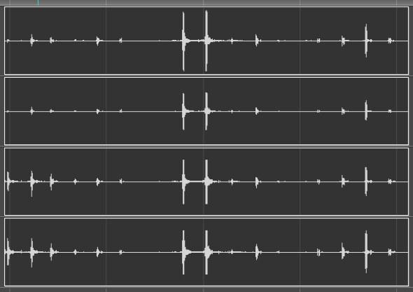 Taga waveform