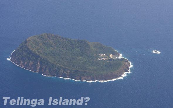 Telinga Island?