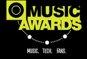 o music awards logo