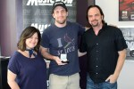 """Abe Stoklasa Accepts MusicRow No. 1 Challenge Coin For """"Fix"""""""
