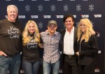 Justin Moore Celebrates New Music With Honky-Tonks, Waffles