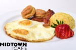 Midtown Café Opens For Breakfast