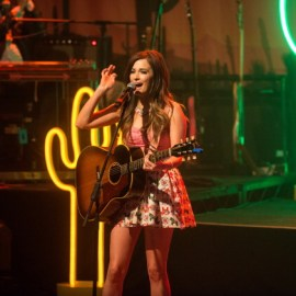 Kacey Musgraves Performs At Glasgow O2 ABC
