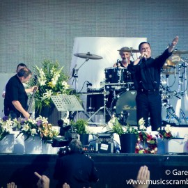 Faith No More live in London, Hyde Park 2014