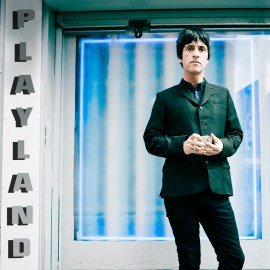Johnny Marr - Playland album cover