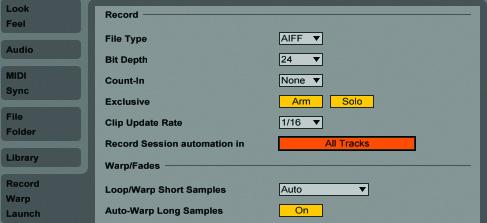 Ableton Live Creative Automation 3