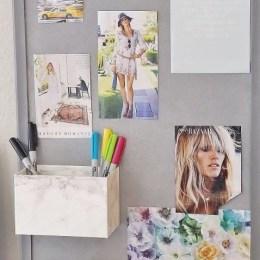 Custom DIY Bulletin Board