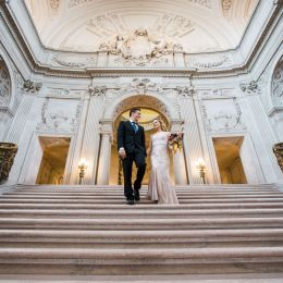 Our San Francisco City Hall Wedding – One Year Later