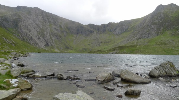 Cwm Idwal. Photo- Calum Muskett