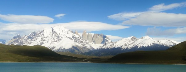 Torres del Paine. Photo- Calum Muskett
