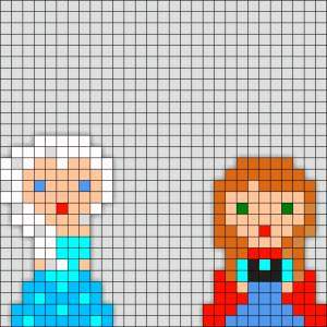 Elsa og Anna