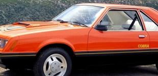 Mustang FOX i jego historia
