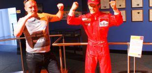 Horsik i Niki Lauda - autor HAJ$U