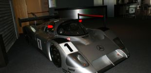 Sauber Mercedes C9 Race Car - autor HAJ$U