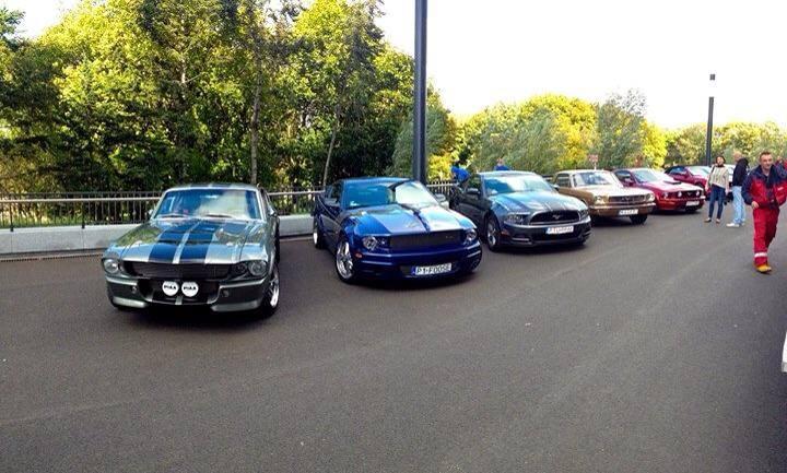 Auta z naszego Klubu