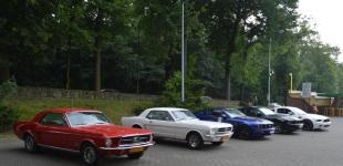 I Śląski Spot Mustangów 2016 – zapowiedź