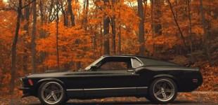 1970 Mustang Mach 1 429