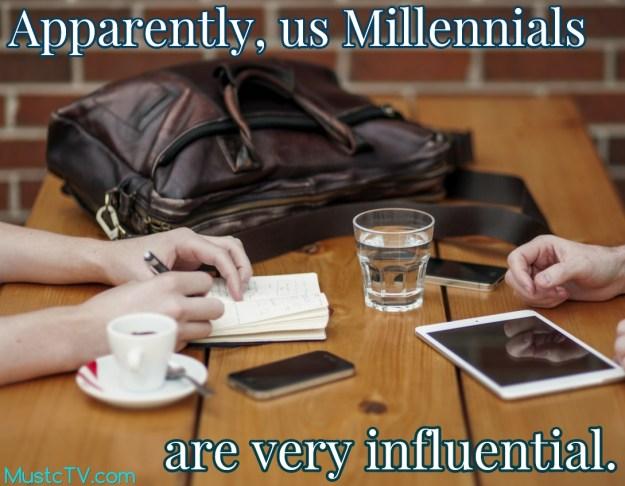 influential millennials