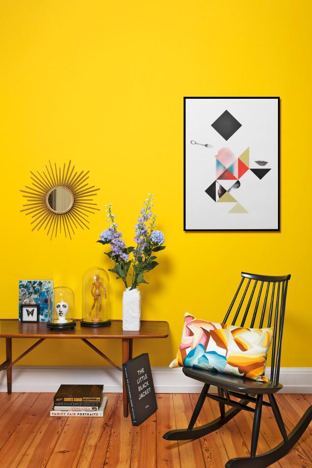 westwing kolorowy salon