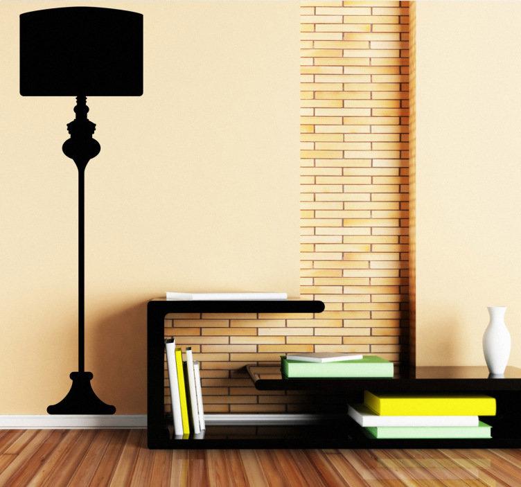 naklejka-klasyczna-lampa-576