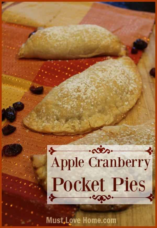 Love Pocket Pies? This is the BEST and easiest way to get the great flavor of fresh baked pie in minutes. Just 4 ingredients and less than 20 minutes for fresh baked pocket pies that look and taste like they are from a local bakery.