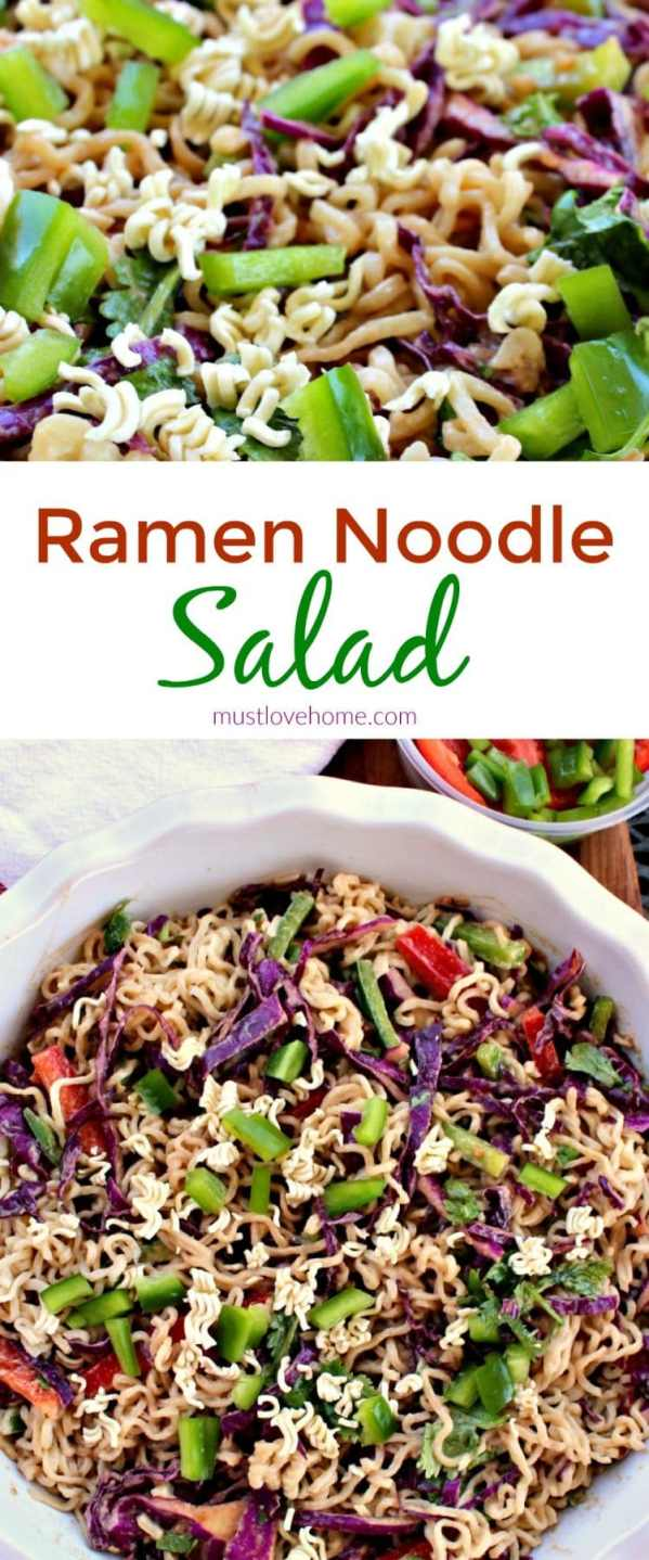 noodle coleslaw ramen recipes mix Noodle is Honey a crunchy of Salad cool, ramen Pepper Ramen
