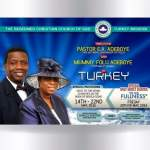 RCCG Turkey May 2016 Holy Ghost Service and visitations