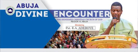 RCCG Abuja Divine Encounter